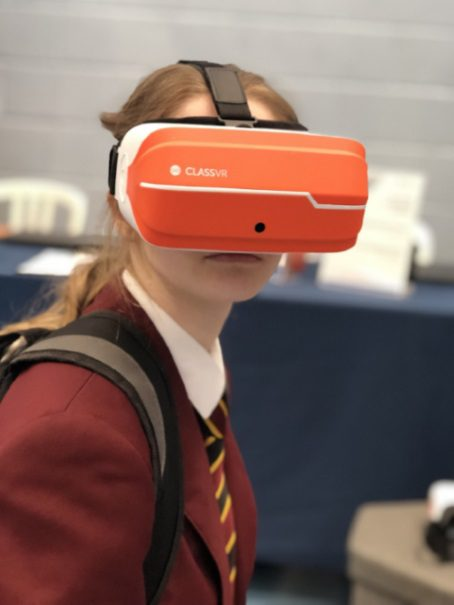 VR in the Classroom