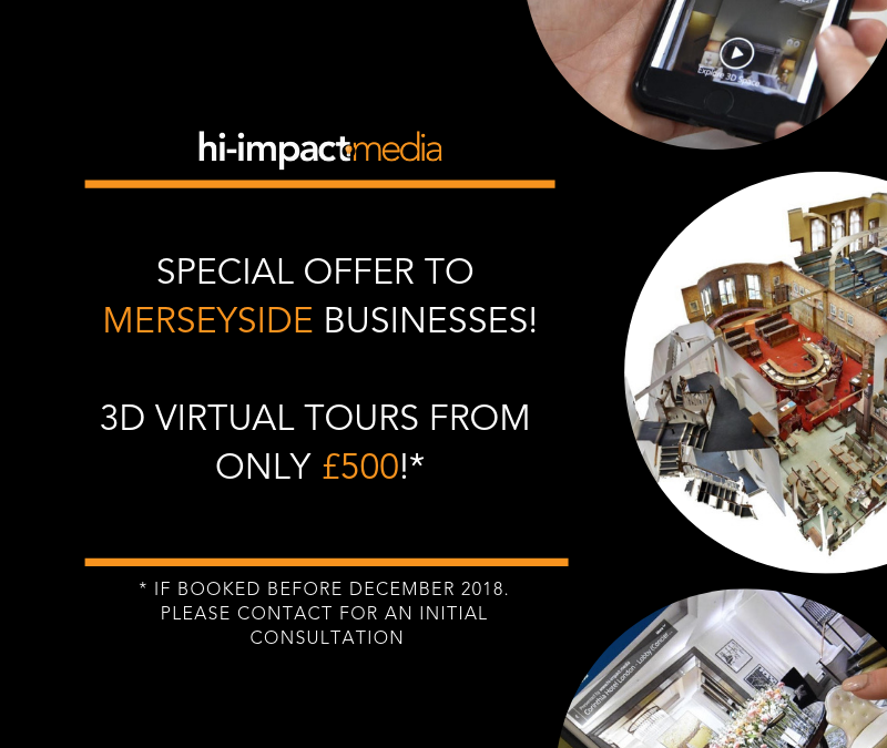 Merseyside Offer – 3D Virtual Tours