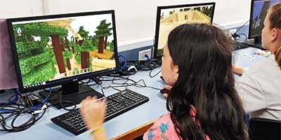 Using Gaming in Teaching
