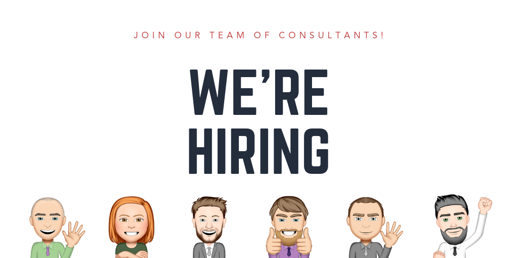 We're Hiring a Curriculum Consultant!