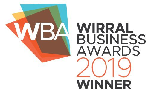 hi-impact win 'Digital, Creative and Technology Business Award' at Wirral Business Awards 2019