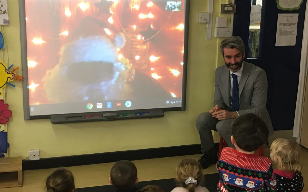 Santa Skype Worskshop: The Magic of Christmas