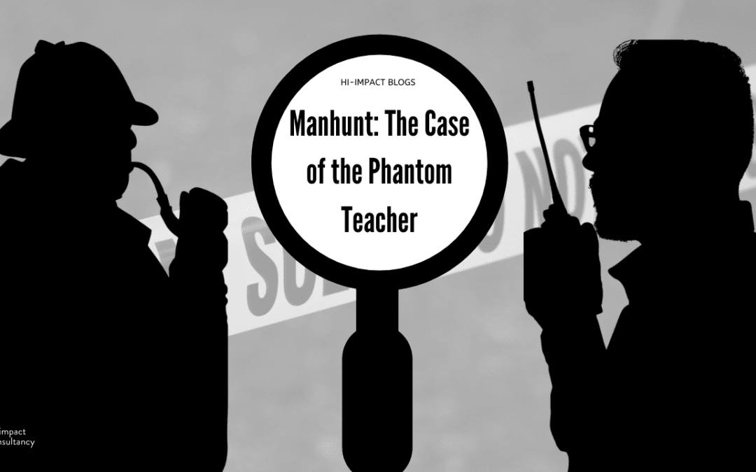 Manhunt: The Case of the Phantom Teacher