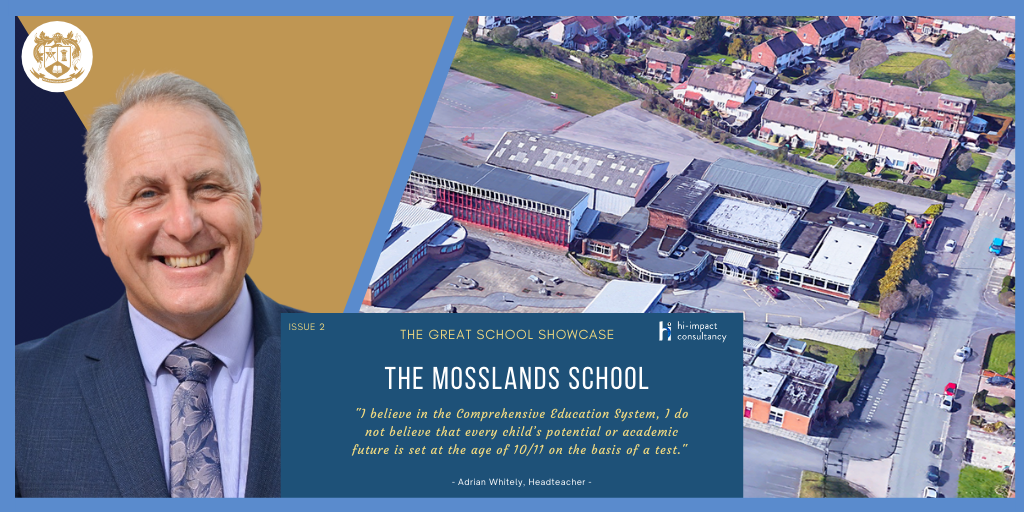 The Great School Showcase: The Mosslands School