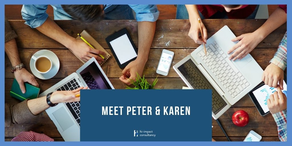 Meet The Staff: Peter & Karen